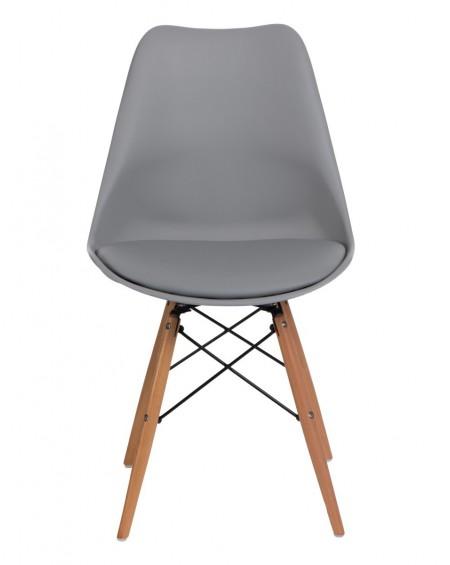 Krzesło Nord szare