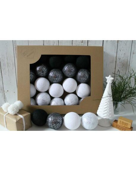 Cotton Balls Silver Dream 10 szt.