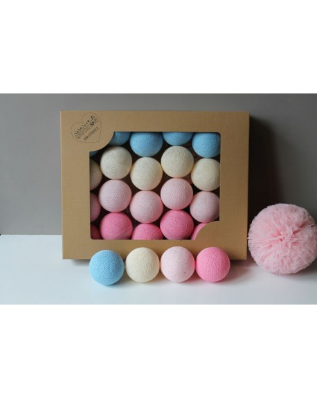 Cotton Balls Baby Love 10 szt.
