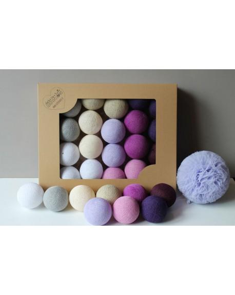 Cotton Balls Majestic 10 szt.