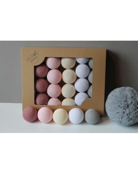 Cotton Balls Pink Dream 20 szt.