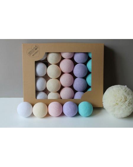 Cotton Balls Smooth 20 szt.