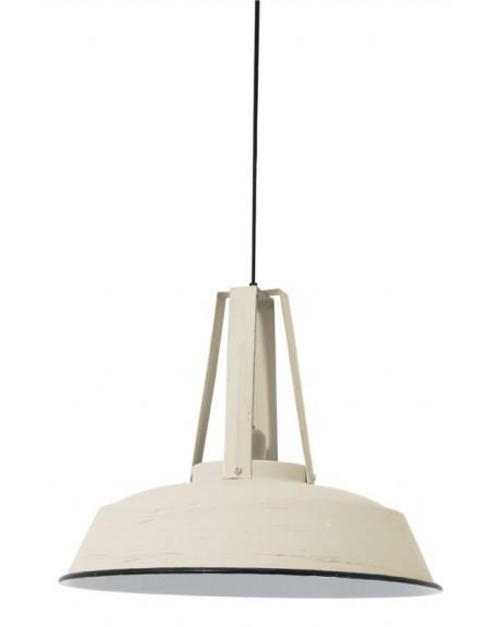 Lampa wisząca INEZ kremowa