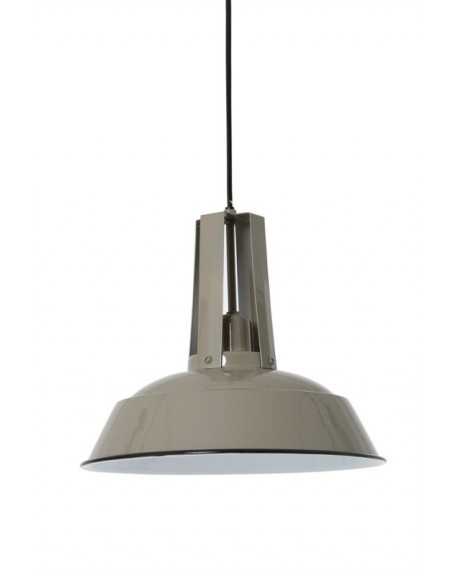 Lampa wisząca INEZ brązowa