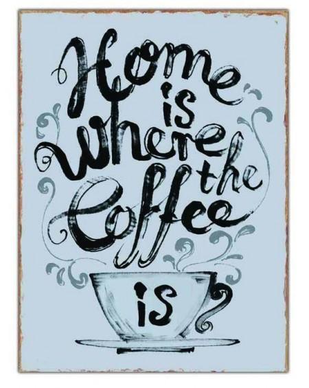 Szyld dekoracyjny Coffee