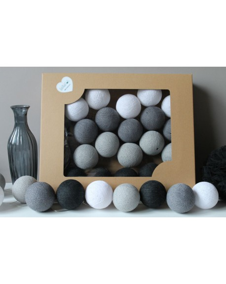 Cotton Balls Granitove 35 szt.