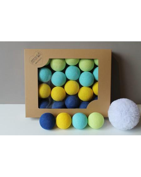 Cotton Balls Marina 35 szt.