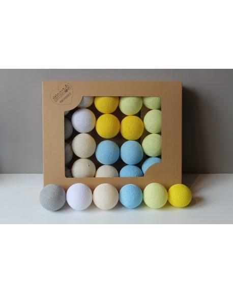 Cotton Balls Sunny Sky 35 szt.