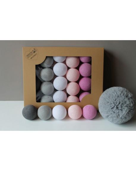 Cotton Balls Velvet Touch 50 szt.