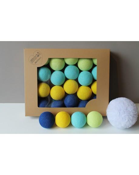 Cotton Balls Marina 50 szt.