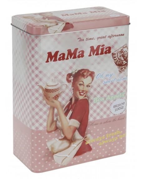 Puszka metalowa duża Mamma Mia