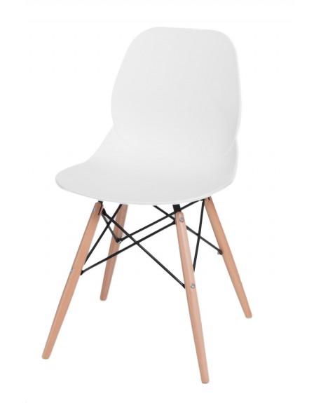 Krzesło Couche białe