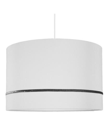 Lampa sufitowa Elegance porcelanowy szary