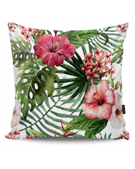 Poduszka dekoracyjna Exotic Flowers
