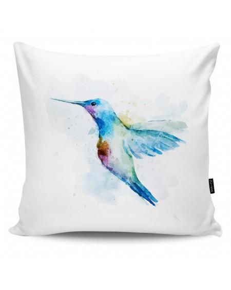 Poduszka dekoracyjna Hummingbird