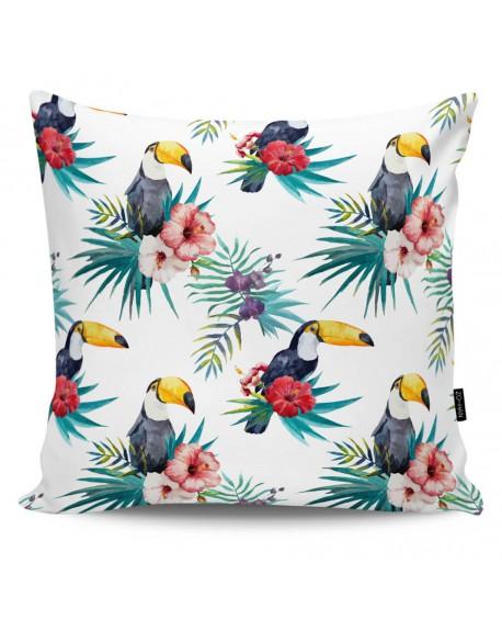 Poduszka dekoracyjna Toucans