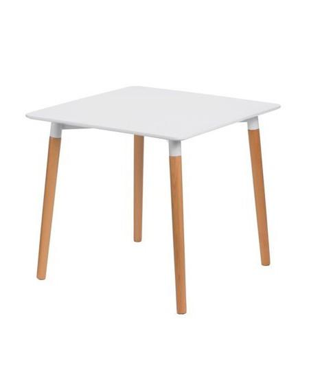 Stół Copine biały 80x80