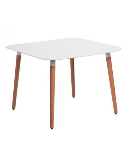 Stół Copine biały 100x100