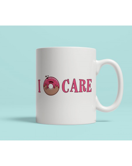 Kubek ceramiczny I don't care