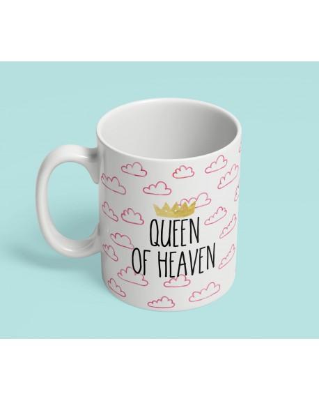 Kubek ceramiczny Queen