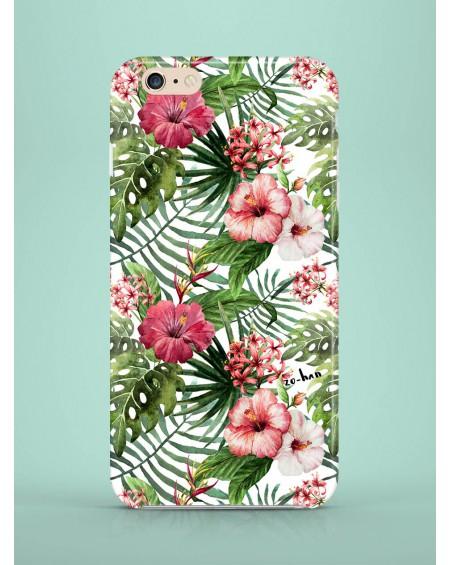 Etui na telefon Exotic Flowers