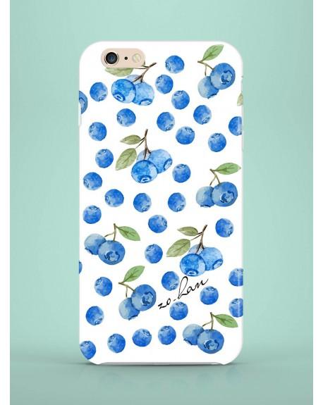 Etui na telefon Blueberries