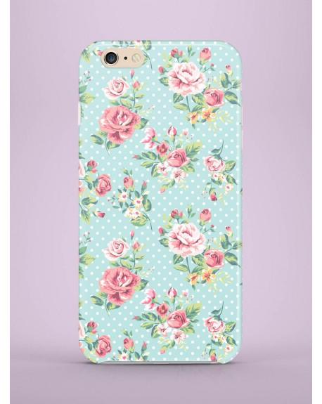 Etui na telefon Blue Roses