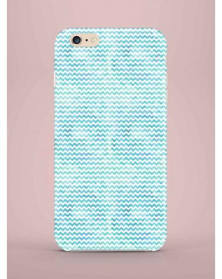 Etui na telefon ZigZag blue