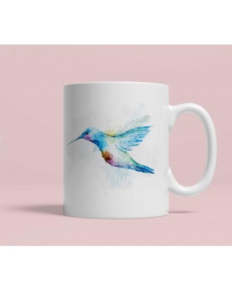 Kubek ceramiczny Hummingbird