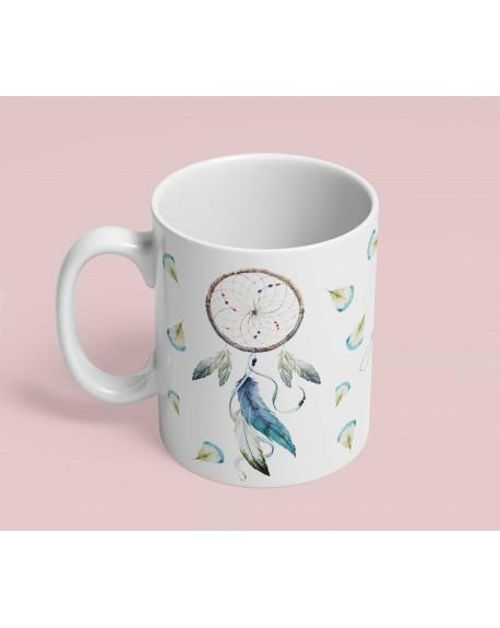 Kubek ceramiczny Dreamcatcher
