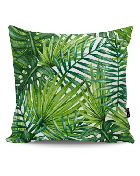 Poduszka dekoracyjna Palm Leaves IV