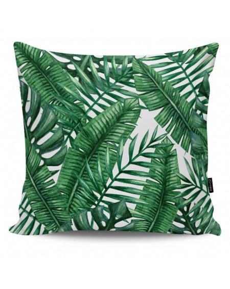 Poduszka dekoracyjna Palm Leaves VIII