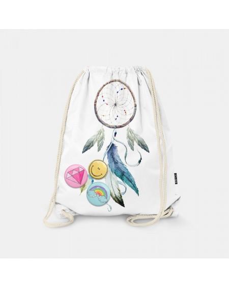 Worek-plecak Dreamcatcher