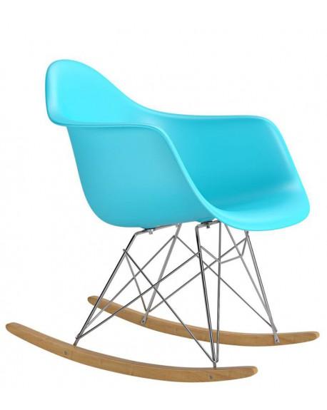 Krzesło Rubio turkus