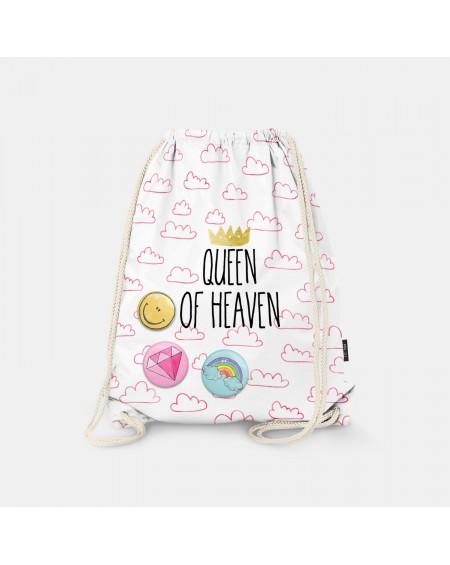 Worek-plecak Queen