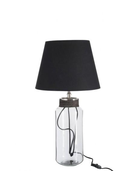 Lampa stołowa Glass III