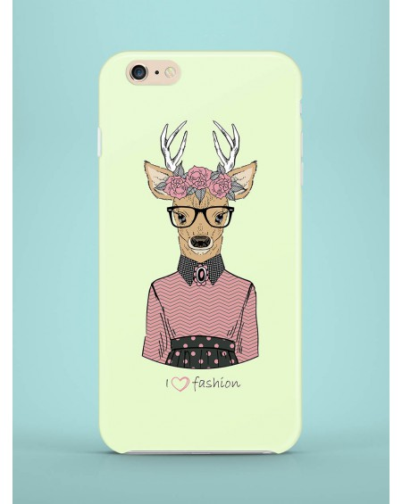 Etui na telefon Lovely Deer