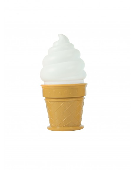 Lampka ICE CREAM white