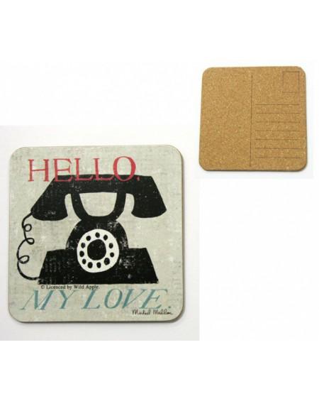 Podkładka Hello My Love
