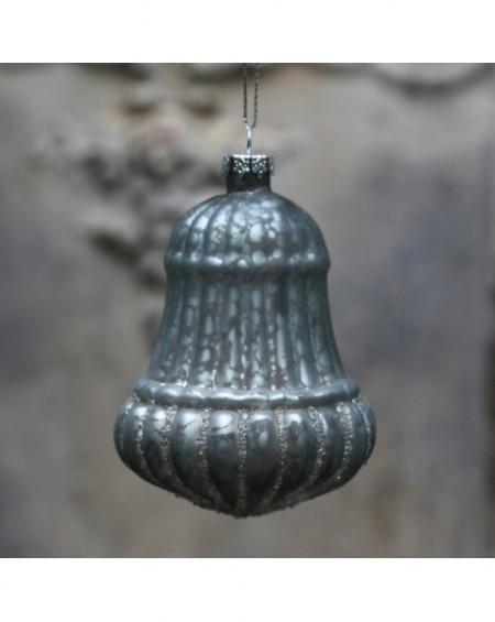 Bombka świąteczna dzwonek verte