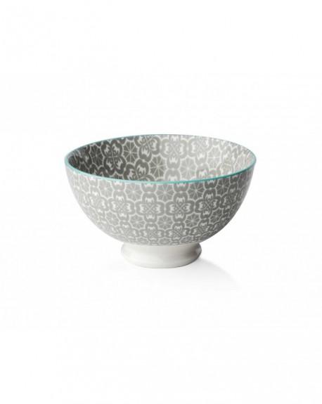 Miska ceramiczna 280 ml Scandi grey