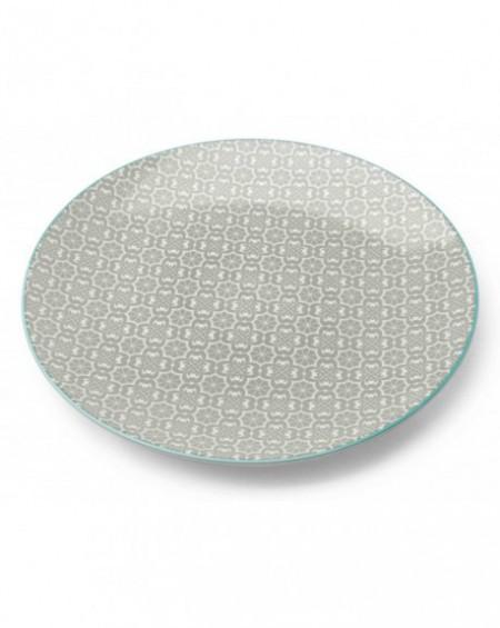 Talerz 26 cm Scandi grey