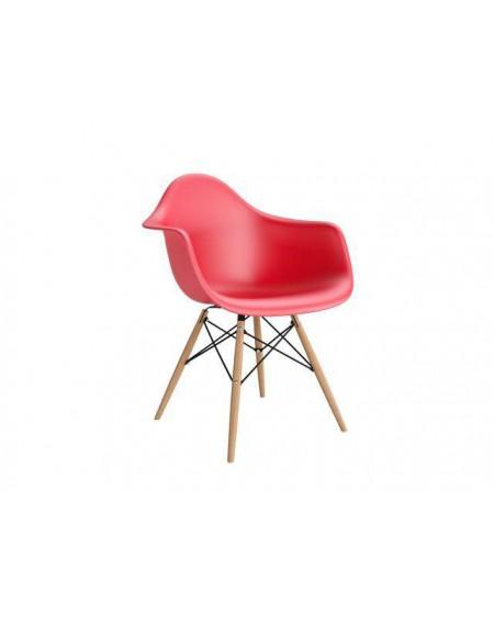 Krzesło Creatio czerwone