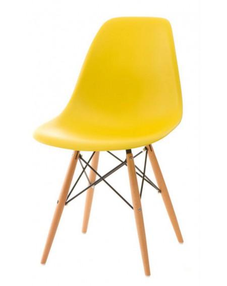 Krzesło Comet Dark Yellow