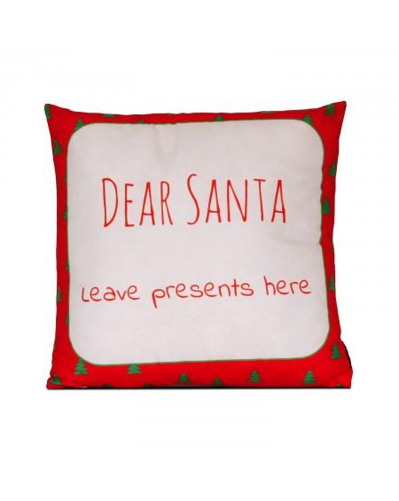 Poduszka Dear Santa