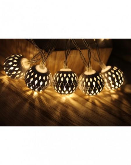Lampki LED white 10 sztuk