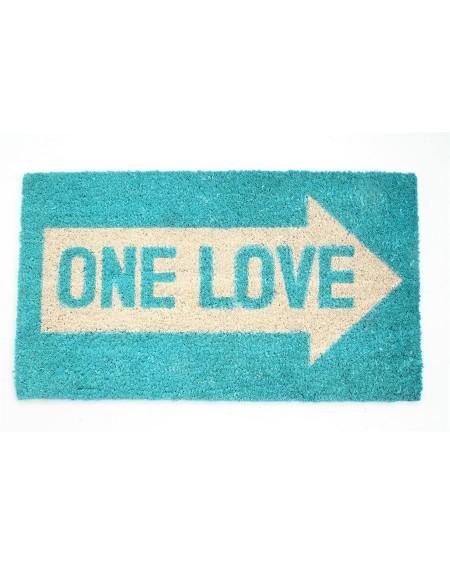 Wycieraczka ONE LOVE