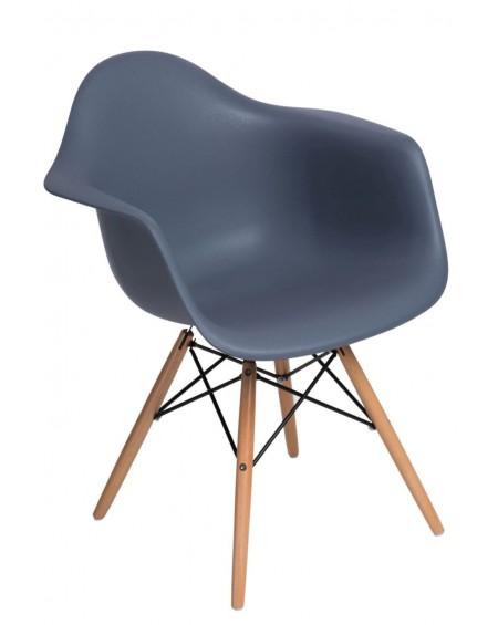 Krzesło Creatio dark grey