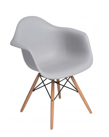 Krzesło Creatio light grey