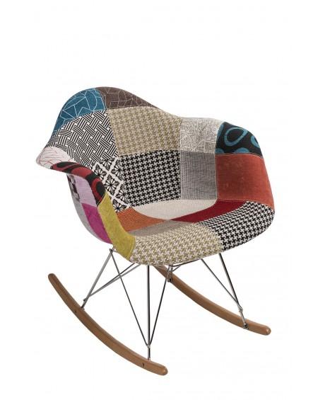 Krzesło Rubio Patchwork mix